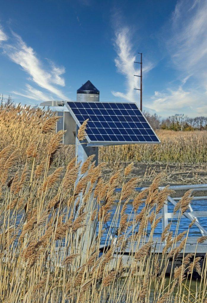 panel, power, solar